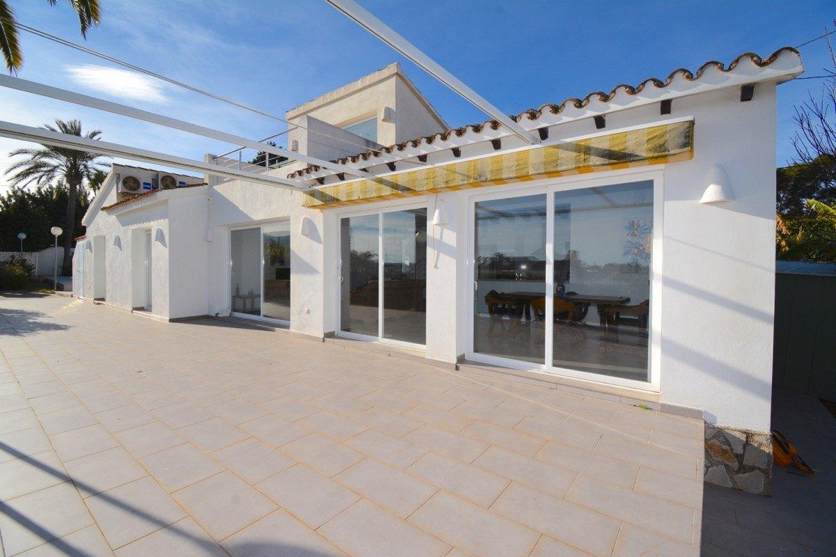 Villa soleada en Dénia