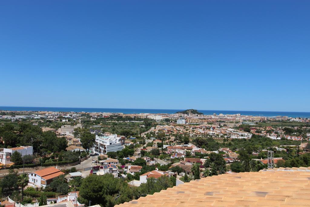 Villa con vistas al mar en Dénia